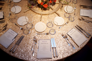 Featured on District Weddings: J+A's Nautical Glam Georgetown Wedding