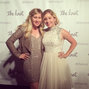 NYC Bridal Fashion Week – The Knot Gala, Martha Stewart Weddings 20th Anniversary Party & More!