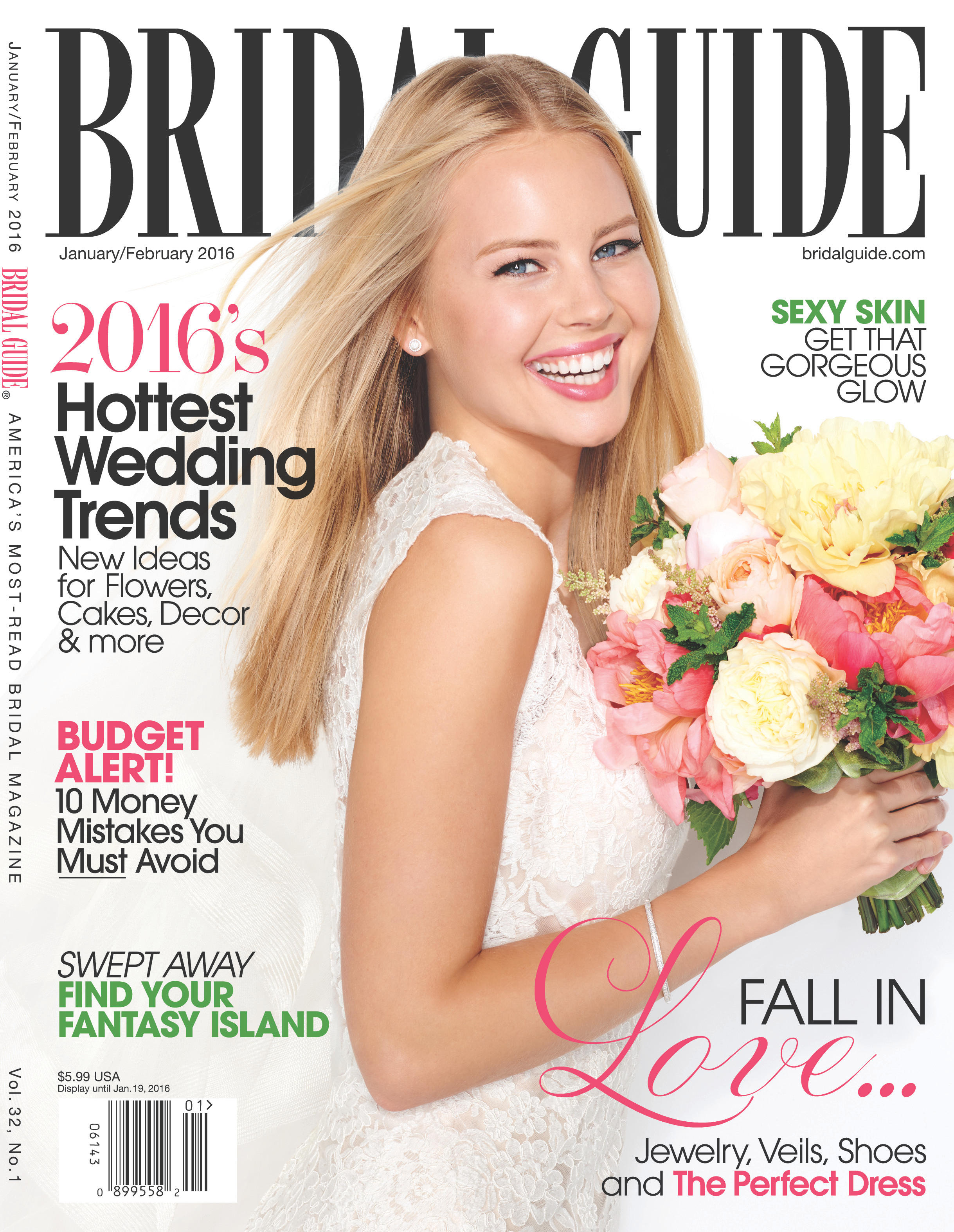 Bridal Guide Magazine: 2016 Wedding Trends