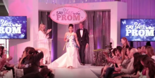 KBE Gives Back: TLC's Say Yes to the Prom