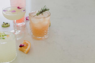 Spring Cocktail Class at the Ah Louis Store: April 12, 2018